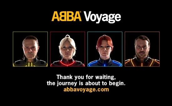 El renacer del grupo ABBA 40 años después