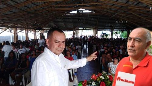 En Quilichao proclaman alianza por el futuro