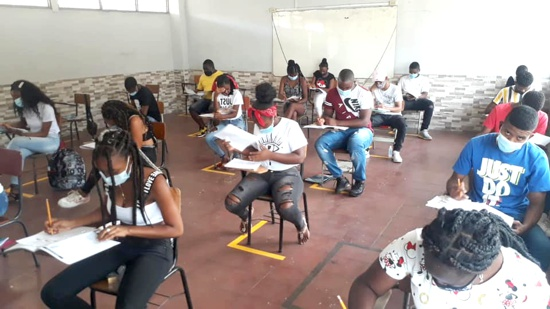 Estudiantes de Puerto Tejada se preparan para las Pruebas Saber 11