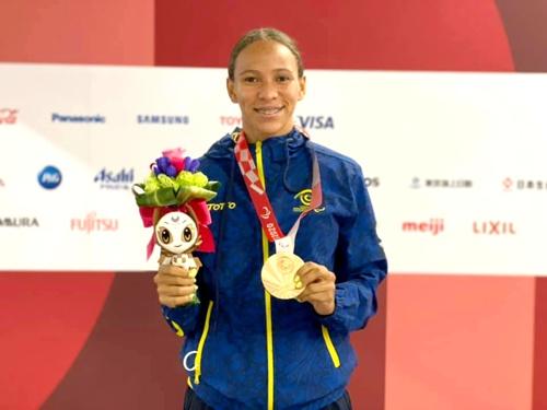 Faisury Jiménez ganó medalla de bronce en Tokio