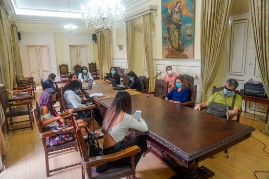 Se realizó el Foro Avances y Desafíos del Sistema Integral para la Paz