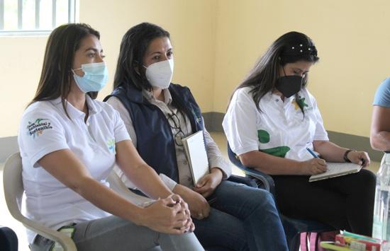 Huevos Kikes implementa plan de reforestación en La Arrobleda