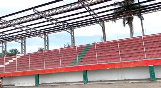 Iluminación y cubiertas de la Villa Olímpica serán una realidad en Puerto Tejada