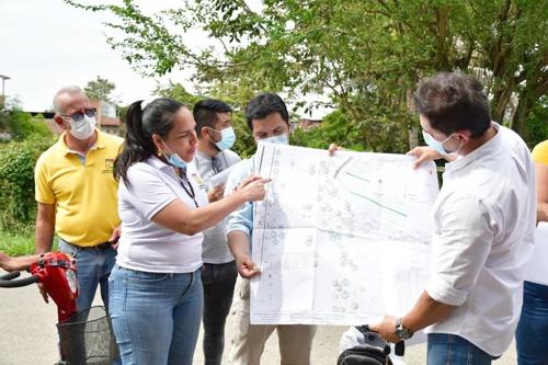 Inician obra que unirá la vía Panamericana con la Bolivariana en Quilichao