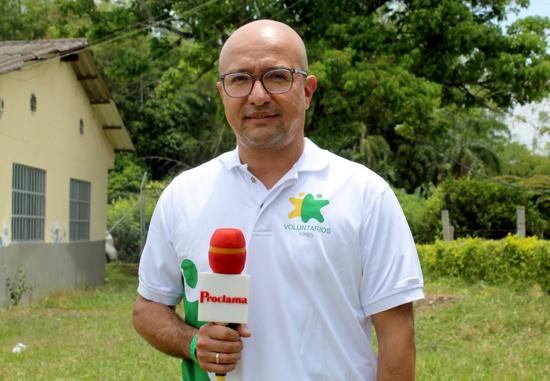 José Luis Mateus, gerente de bionegocios de Incubadora Santander