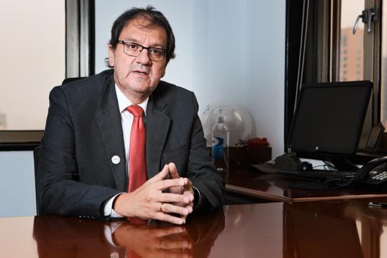 Juan Carlos Zambrano Arciniegas - Director General de la Agencia de Renovación del Territorio