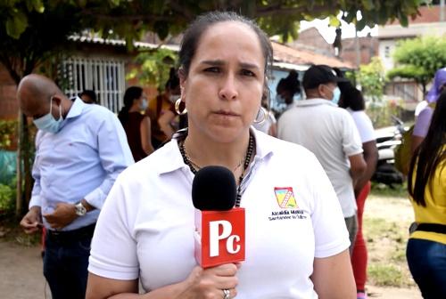 Lucy Amparo Guzmán González, alcaldesa de Santander de Quilichao
