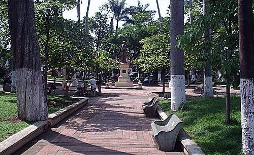 Parque Santander de Quilichao