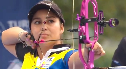 Ojo de halcón: La colombiana Sara López está imparable