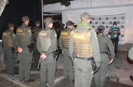 Operativos de control para garantizar la seguridad en Puerto Tejada - Dagoberto Domínguez