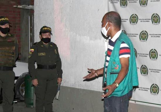 Operativos de control para garantizar seguridad en Puerto Tejada