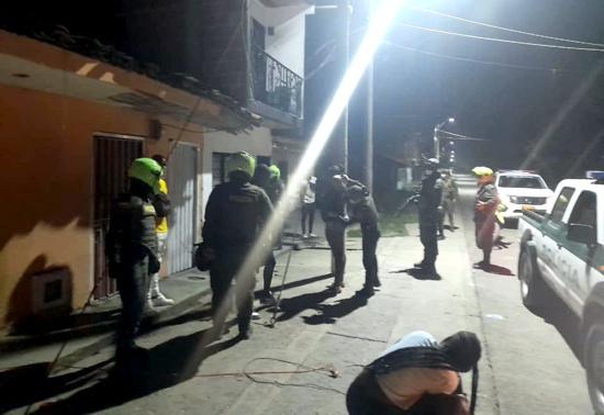 Operativos de control para garantizar la seguridad en Puerto Tejada