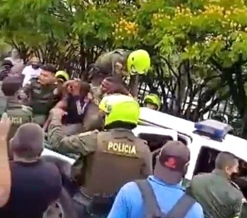Policía frustró secuestro de comerciante de Puerto Tejada en Cali
