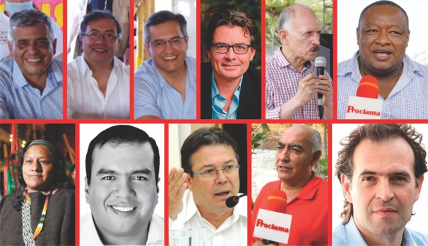 Se mueven candidaturas en el Cauca