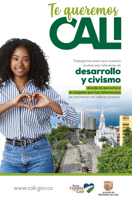 Te Queremos Cali - Alcaldía de Cali