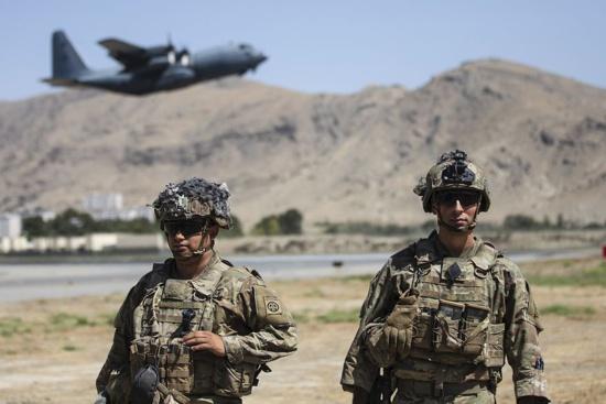 USA en Afganistán