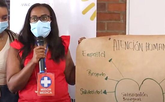 """""""Una salud humanizada es una salud de calidad"""""""