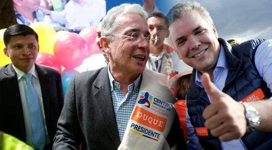 Ya no les sirve la ley de garantías - Uribe - Duque