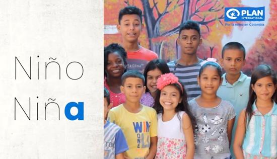 Día Internacional de la Niña - Fundación PLAN