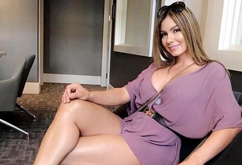 La actriz porno Esperanza Gómez reemplazaría a Roy Barreras
