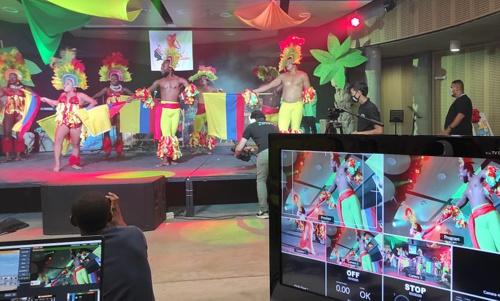 Festival de Música y Danzas Afrocandelareñas
