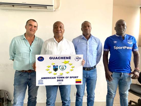 Guachené busca convertirse en Municipio Americano del Deporte