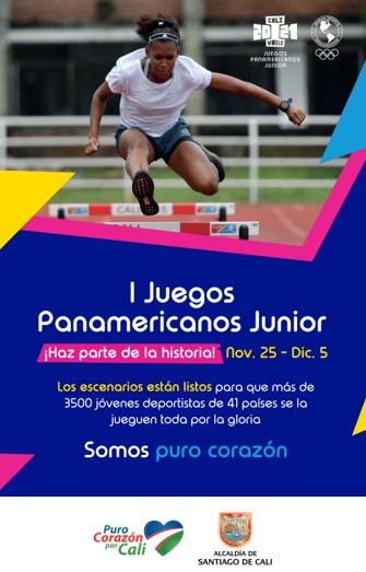 I Juegos Panamericanos Junior - Cali 2021
