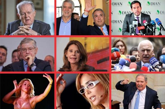 La caja de Pandora en la política - Corrupción en Colombia