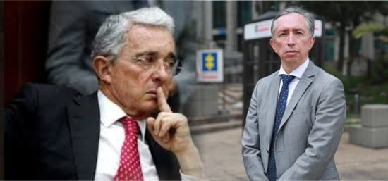 Lo virtual y audiencias virtuales en la preclusión de Uribe
