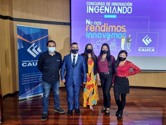Premiación VII Concurso de Innovación Ingeniando 2021