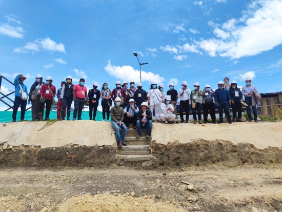 Pueblos indígenas participan en construcción de sanaciones