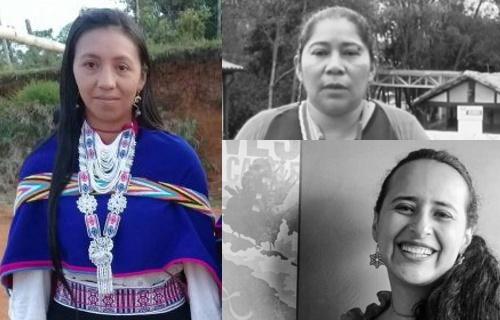 Repudian asesinato de otra indígena misak