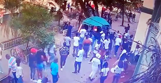 Repudian ataques a la Alcaldía Municipal de Puerto Tejada